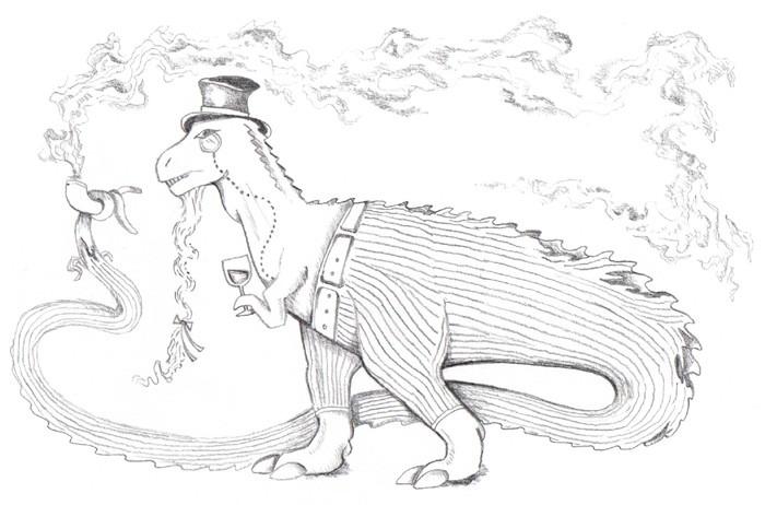 bearded_dinosaur_wearing_cords_by_crashingwave.jpg